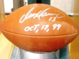 Dan Marino 60,000 Football by Photos-By-Michelle