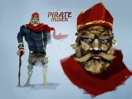 pirate indien by ziot1