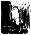 This place is a prison by AliWildgoose