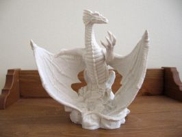 White dragon01 by restmlinstock