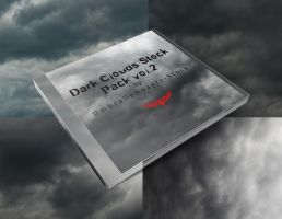 Dark Clouds Stock Pack vol.2 by UmbraDeNoapte-Stock