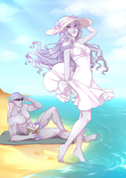 Summer OTP by Lunareth