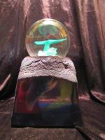 Dakin Wyland Whale Snowglobe by Avi-the-Avenger