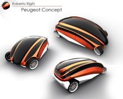 Peugeot 3 by net-surfer