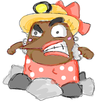 MRS. RESETTI by cherriegal