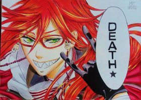 Grell Sutcliff by JeanCarlo183