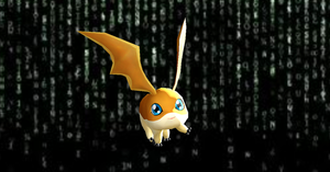 Patamon by Valforwing