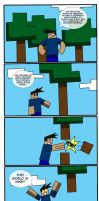 Minecraft Memoirs: 1. Cube World by TheonknownKLAW