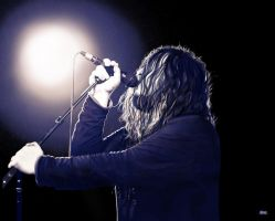 Jonas of Katatonia by phixgrrrl