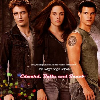 eclipse:edward,bella and jacob by sleepmylife