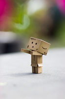 Danbo by AgnethaArt