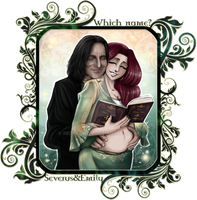 Severus+Emily - Which name? by RedPassion