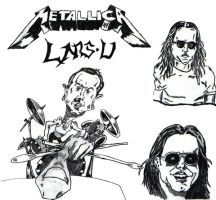 Lars Ulrich by stspin
