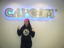 CAPCOM UK HQ by Leonie-Heartilly