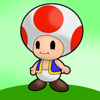 Toad by Coonstito