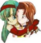 Valese and Bulla Best Friends by Paresu
