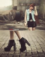 Studded v.2 by bwaworga
