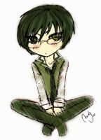 chibi frank by so-candy-love