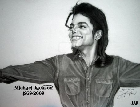 The King of Pop by JAF-Artwork