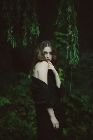 Into The Blackness by paulisa