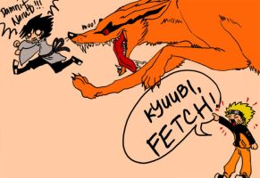 Naruto: FETCH by noverin-ghost
