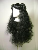Human Luna Wig Left by gstqfashions