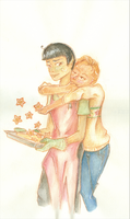 {Spirk Advent} ~ Day 08  Christmas baking by AmberSquash