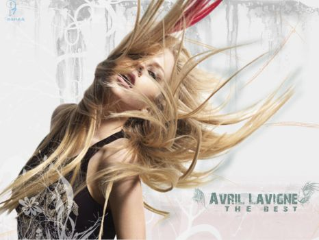 avril lavingne by Bahaa-style