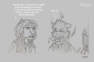 Daily Doodle 2 by 7THeaven