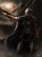Son of Skyrim by kaio89