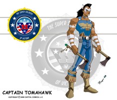 Captain TomaHawk by skywarp-2