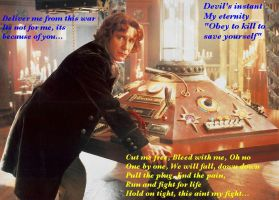 Dr. Who+Nightwish - Time War by LonelyImmortal
