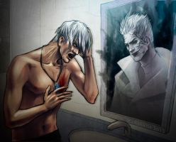 Vergil may cry by DarianKite