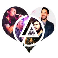 Heart Linkin Park by NeoRock096