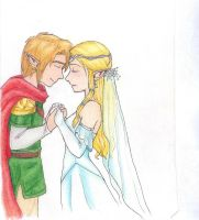 (Zelink)   I do by LOZ-Elisrilianfan