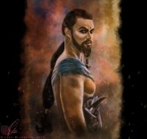 Khal by Lady-Blueberry