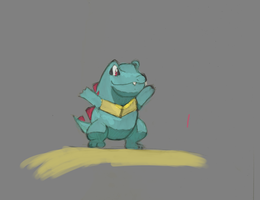 totodile 2 by Luigib07