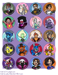 Button Designs 3 by forte-girl7