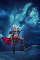 World of Warcraft - Death Knight -02- by beethy