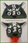 TLOZ: Wolf Link Beanie Hat For Sale by UraHameshi