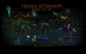 Heroes of Newerth 2.0.35 Patch by Moonymage