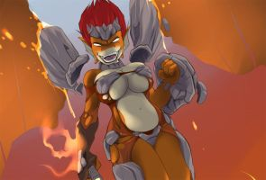 CC's Ultimate Form Pic 1 by Noben