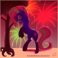Colorfire by Gamibrii