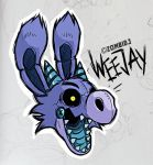 WeeJay the Whatyamacallit 2 by ZombiDJ