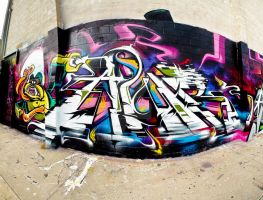 saber, rime, revok ''3 kings'' by ssamba