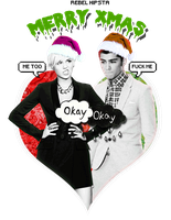Xmas in Drugs $.$ ID [Ziley] by silly-luv