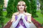 Princess Zelda Cosplay 3 - TLOZ Twilight Princess by SusanEscalante