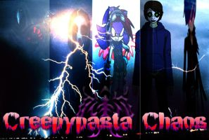 Creepypasta Chaos Artwork 6 by Stormtali