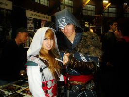 Assassins Creed by SpartanJenzii