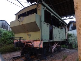 Preserved Locobreque SPR by SD40-2